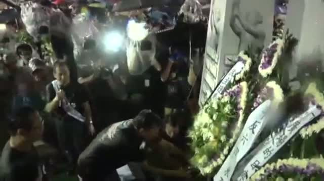 Vigils Mark China's Tianamen Crackdown