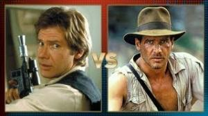 Han Solo vs. Indiana Jones: Fanboy Faceoff!