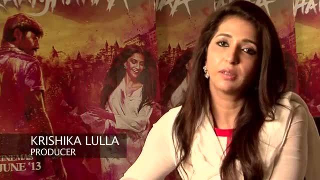 Raanjhanaa - Tum Tak Making of feat. Dhanush and Sonam Kapoor.