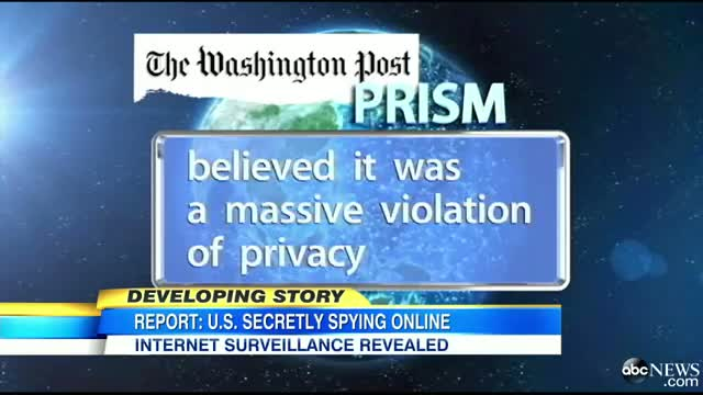 Government Spying: 1st Verizon Phone Calls, Now 9 Big Internet Companies: Report