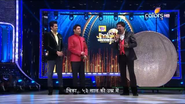 Jhalak Dikhhla Jaa - 8th June 2013 (Season 6) - Episode 3 - Shrikant's Entry