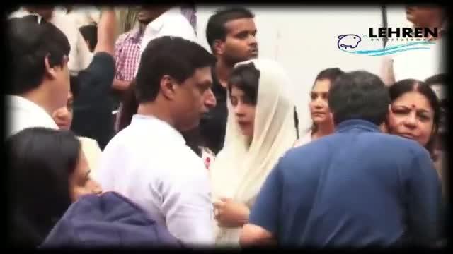 Priyanka Chopra's Father Dr. Ashok Chopra's FUNERAL