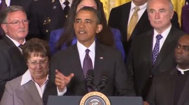 Obama: Path to Citizenship 'No Cakewalk'