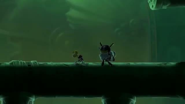Wii U - Rayman Legends Underwater Gameplay Trailer