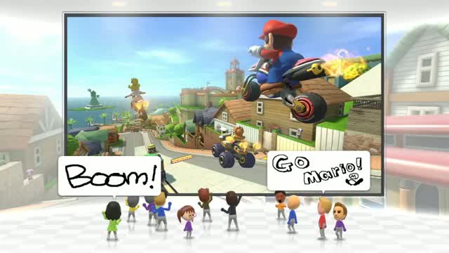 Wii U Developer Direct - Mario Kart 8 @E3 2013