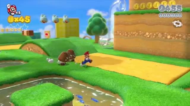 Wii U Software Showcase Recap