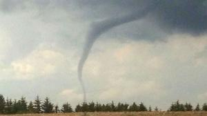 Tornado warning issued for Edmonton and area