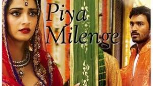 Piya Milenge - Raanjhanaa - New Song Video feat Dhanush and Sonam Kapoor.