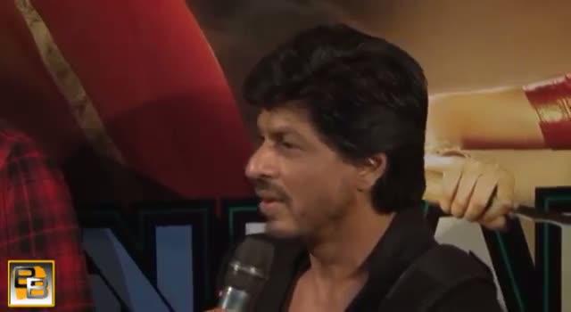 Shahrukh Khan & Deepika Padukone's CHENNAI EXPRESS TRAILER LAUNCH
