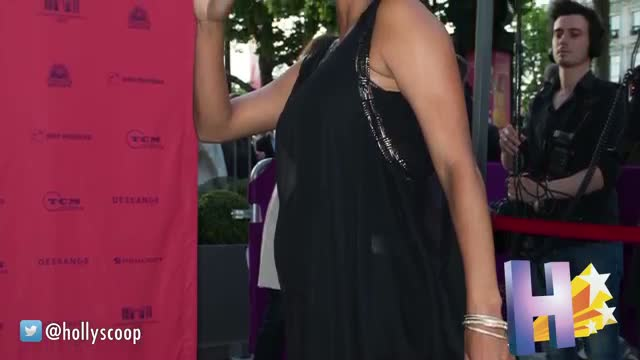 Olivier Martinez Rubs Halle Berry's Baby Bump On The Red Carpet