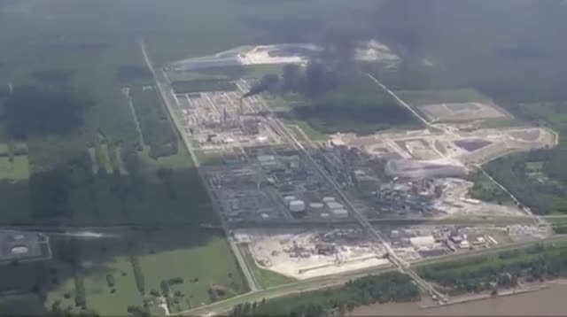 OSHA Probing Deadly Blast at La. Chemical Plant