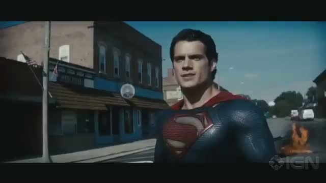 Man of Steel - Zack Snyder Talks Man of Steel