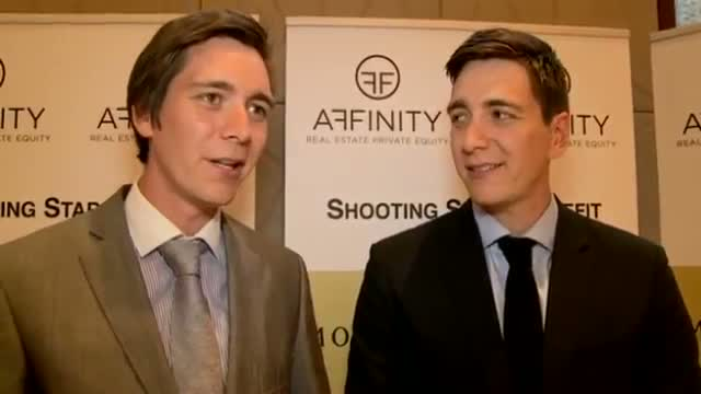 Harry Potter twins interview: James and Oliver Phelps on getting recognised, Potter reunion and golf