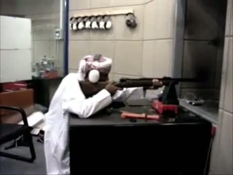 Shooting Gun Test - 577 Tyrannosaur T-rex Gun - Funny Video