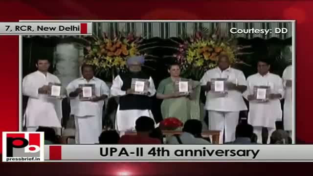 Sonia Gandhi at UPA-II 4th anniversary: We have never deviated from our priorities