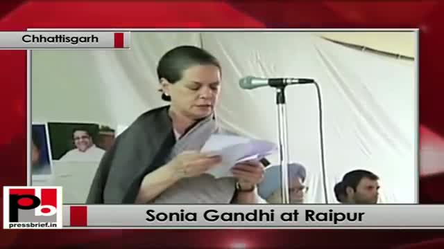 Sonia Gandhi on Chhattisgrah naxal attack: This is a cowardly act on the part of Maoists