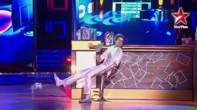 amardeep robotic dance