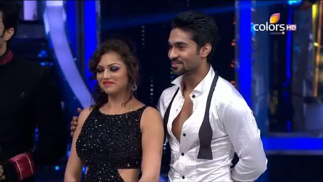 Jhalak Dikhhla Jaa - 15th June 2013 (Season 6) - Episode 5 - Drashti and Salman's Performance