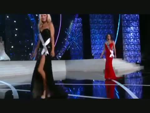 Miss USA 2013 Preliminary Competition - Evening Gown Competition Maryland - Rhode Island (Part 4)
