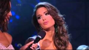 Miss USA 2013 - Top 6 Announcement & Interview (Part 6)