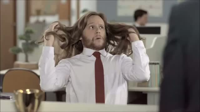 Dove Men Shampoo - Funny Shampoo Commercial - Men Will Be Men