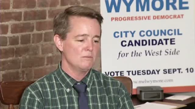 Transgender Candidate Running in NYC Video