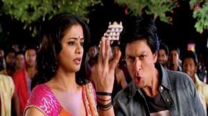 One Two Three Four - Chennai Express Song - Shahrukh Khan & Deepika Padukone
