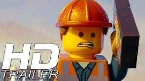 The LEGO Movie Trailer Official - Chris Pratt, Morgan Freeman