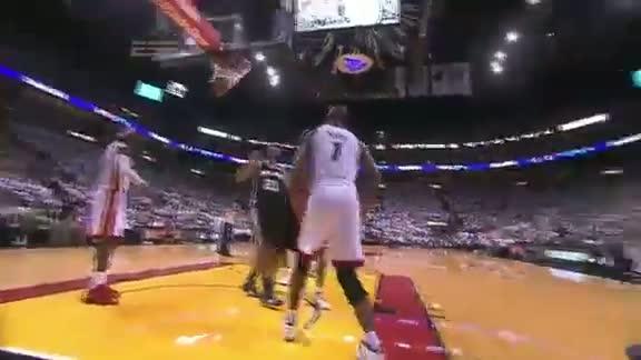 NBA Finals 2013: San Antonio Spurs Vs Miami Heat Game 7 Highlights (3-4) Heat Champions