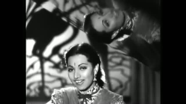 Main Dil Mein Dard - Suraiya - Noor Jehan - Anmol Ghadi - Bollywood Songs