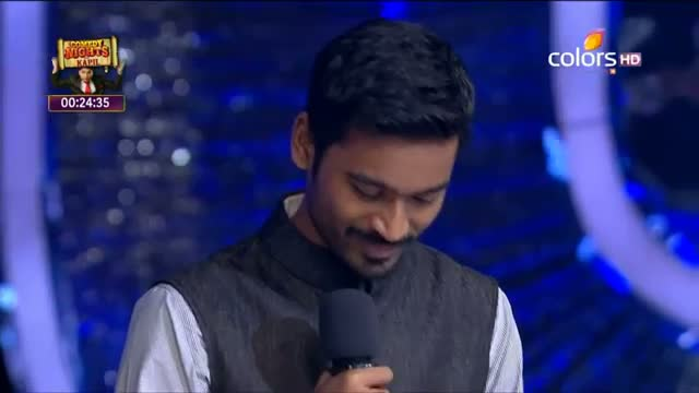 Jhalak Dikhhla Jaa - 22 June 2013 (Season 6) - Episode 7 - Sonam and Dhanush leaving the stage of Jhalak Dikhla Jaa