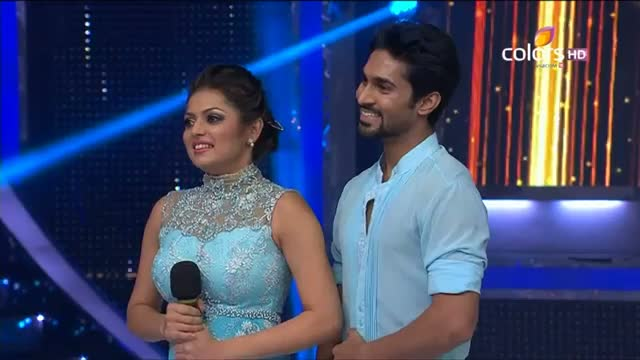 Jhalak Dikhhla Jaa - 23 June 2013 (Season 6) - Episode 8 - Drashti and Salman's performance