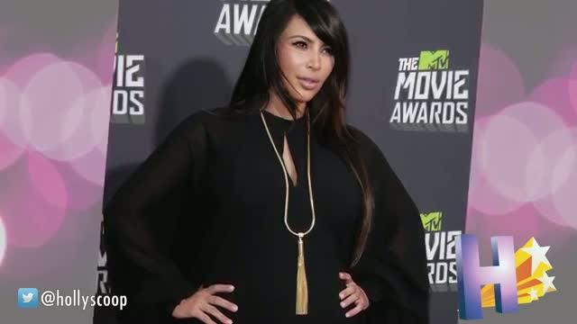 Kim Kardashian Wouldn't Let Rob Kardashian In Her Room