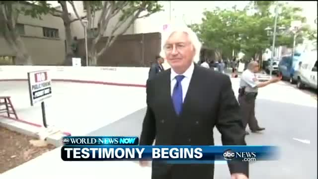 WEBCAST: Testimony Begins in the Michael Jackson Wrongful Death Trial