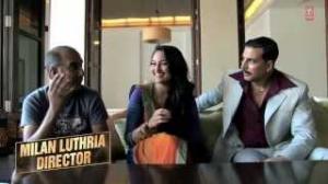Ye Tune Kya Kiya Song Making - Once upon A Time In Mumbaai Dobara - Akshay Kumar & Sonakshi Sinha