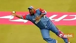 Fattest Catch in Cricket History