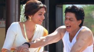 Titli Song - Chennai Express - Shah Rukh Khan & Deepika Padukone