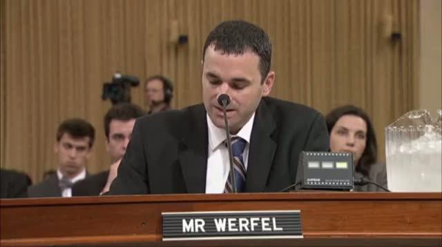 IRS Chief Admits Widespread Screenings