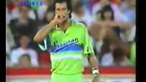 Imran Khan at his Best - Great Bowler Ever!!