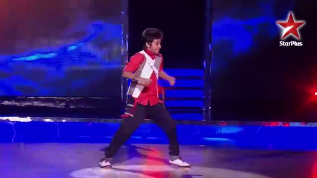 India's Dancing SuperStar - 30th June 2013 - Akshay's Locking and Popping - Eo 20
