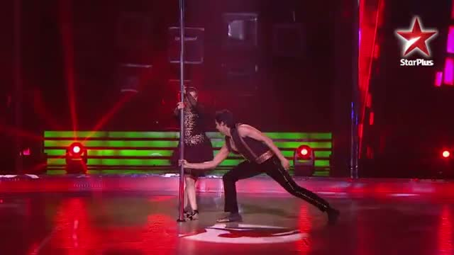 India's Dancing SuperStar - 30th June 2013 - Mohit and Ana's Tango - Ep 20