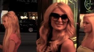 $exy Paris Hilton and Her Hot Blonde Entourage