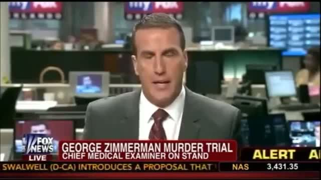 Judge Napolitano w/ Megyn Kelly - George Zimmerman Murder Trial