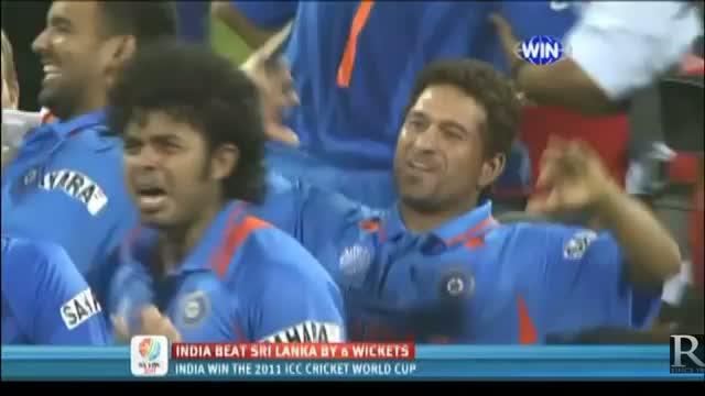 ICC Cricket World Cup 2011 FInal.... Chak De India
