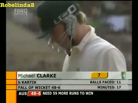 BEST MATCH EVER IN THE HISTORY OF CRICKET .. MUST WATCH......