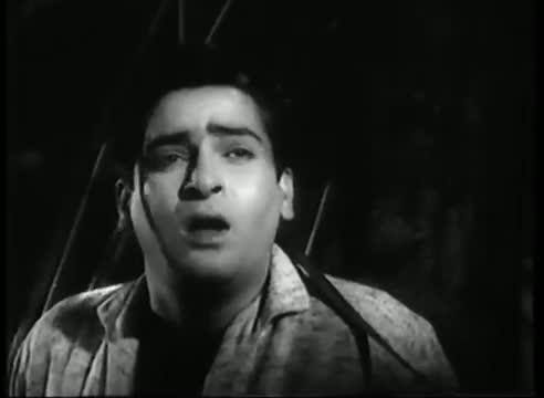 Gham- E- Hasti Se Bas Begana Hota - Mohd. Rafi Best Song - Shammi Kapoor - Vallah Kya Baat Hai