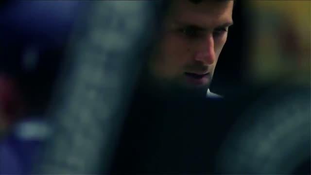 Novak Djokovic and Andy Murray discuss the final