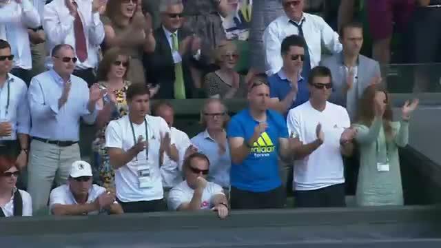 Gentlemen's Singles Final Andy Murray vs Novak Djokovic - Wimbledon 2013 Day 13 Highlights