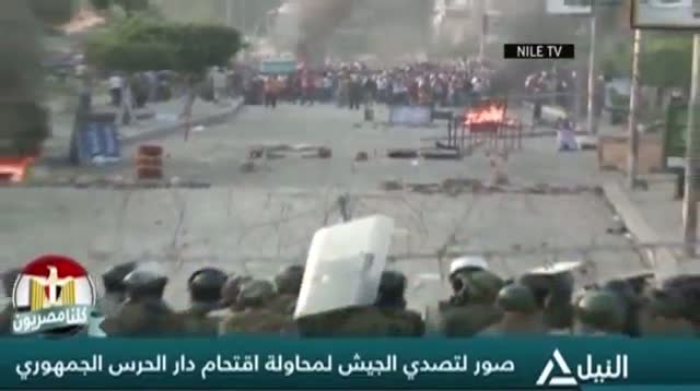 Deadly Clashes Leave More Than 50 Dead in Egypt