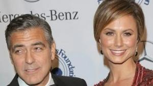 George Clooney & Stacy Keibler Break Up After Two Years as a Couple
